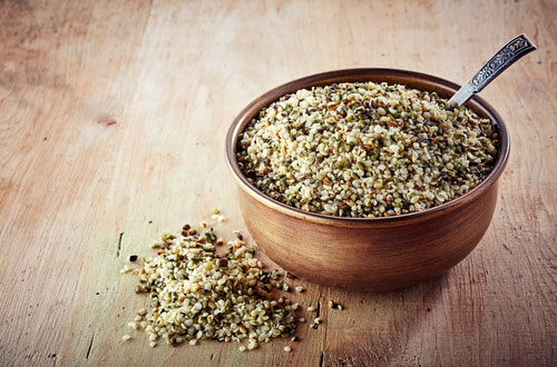 Bulk Wholesale Organic Hulled Hemp Seeds
