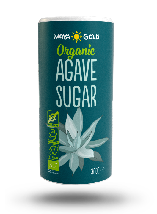 Agave sugar powder