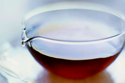 Agave syrup dark