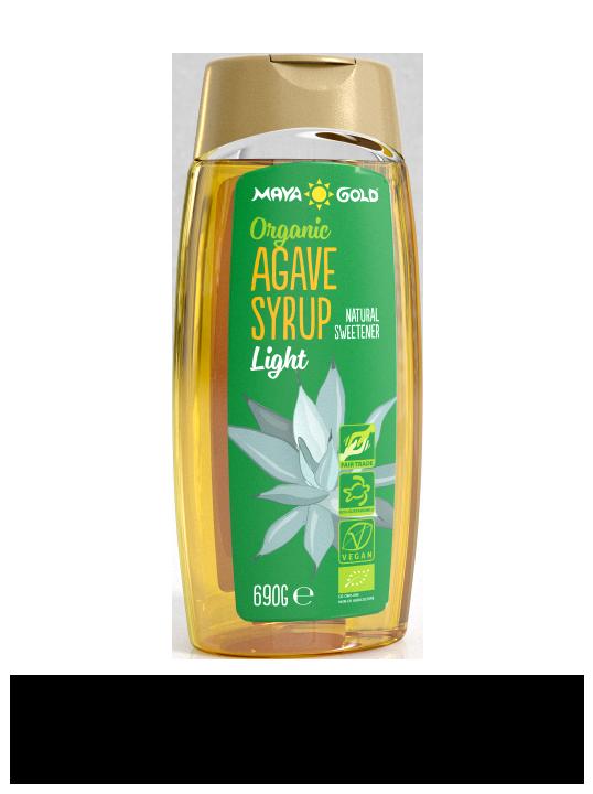 Maya Gold Agave syrup light