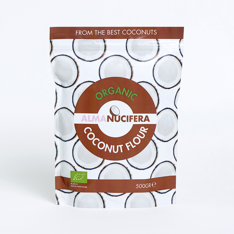 AlmaNucifera coconut flour