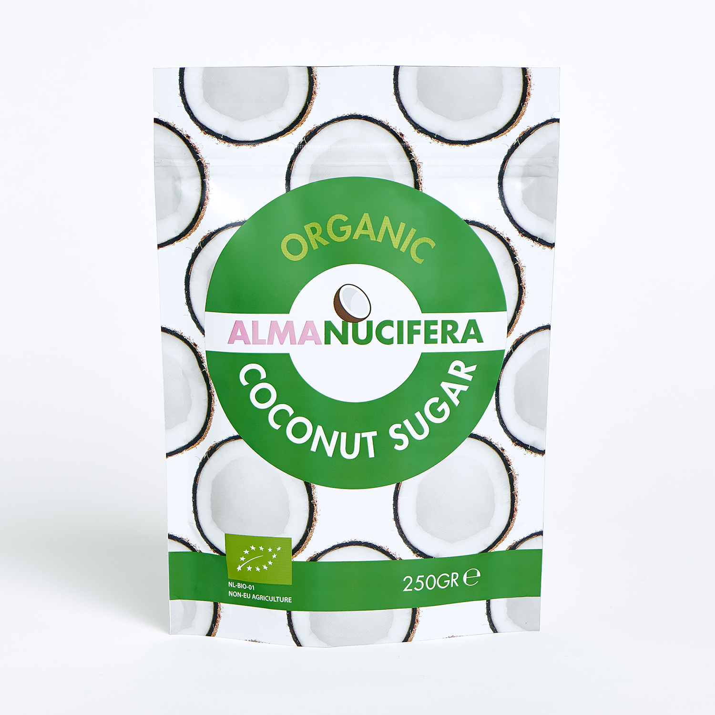 AlmaNucifera coconut sugar