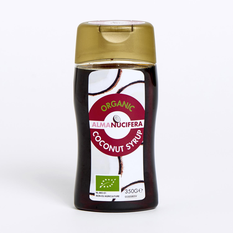 AlmaNucifera coconut syrup