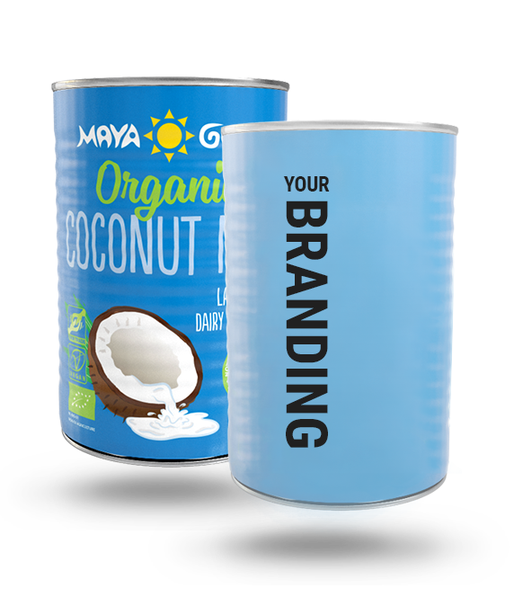 Maya Gold Your Branding - Coconut milk