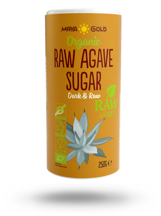 Maya Gold raw Agave sugar