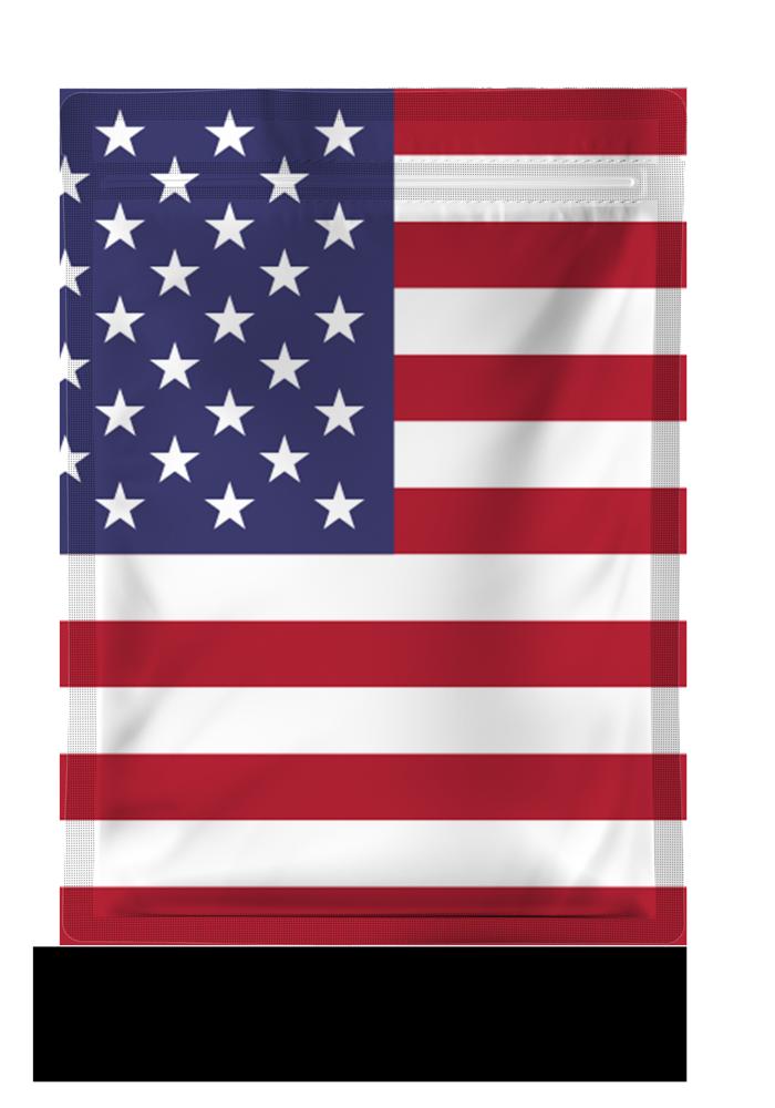 USA product mockup